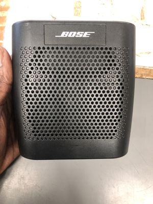 Speaker , Electronics Black Bose Speaker Sound Link Mini Color for Sale in Baltimore, MD