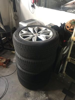2015-2018 Chevy impala tires for Sale in San Diego, CA