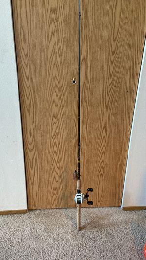 *Baitcasting fishing combo* for Sale in Seattle, WA