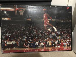 Michael 🏆Jordan 👍🏾classic ✅picture for Sale in Washington, DC