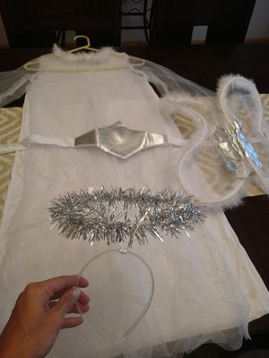 Snow Angel costume! for Sale in Lakeville, MN