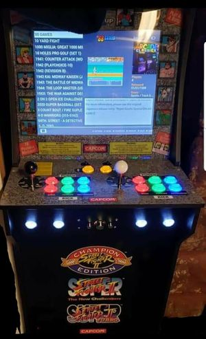Arcade 1 up 10,000 games for Sale in Linthicum Heights, MD