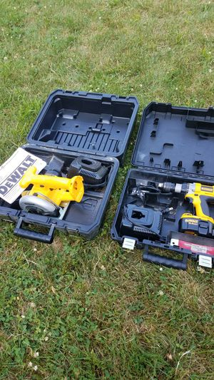 Dewalt drill / saw for Sale in Danvers, MA