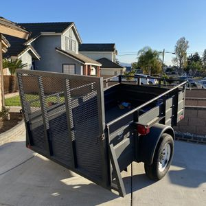 Trailer 5 By 8 for Sale in Ontario, CA
