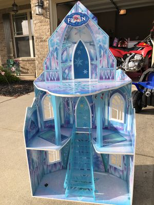 Frozen Doll House for Sale in Alpharetta, GA