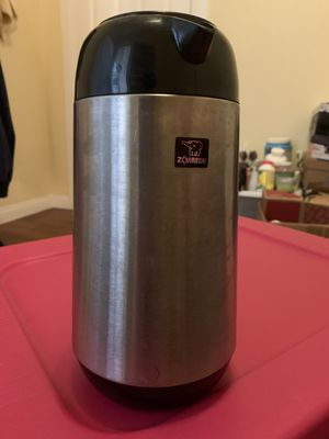 Zojirushi Polished Stainless Steel Vacuum Insulated Thermal Carafe 1 liter for Sale in Artesia, CA