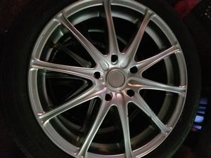 ICW rims and tires for Sale in Wichita, KS
