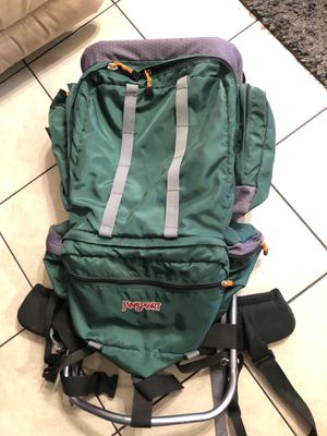 Vintage Jansport hiking backpack for Sale in Stanton, CA