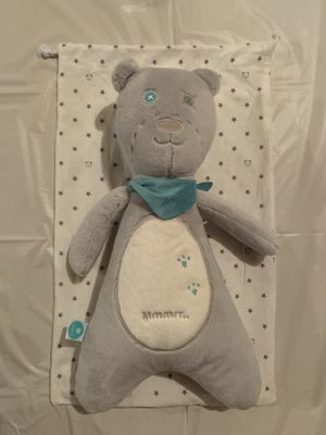 White noise teddy bear for Sale in Addison, IL