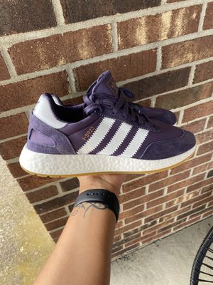 Adidas Men's I-5923 Trace Purple/White SIZE 10.5 for Sale in Columbus, OH