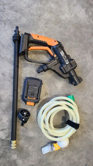 Worx Sprayer, Pressure Washer for Sale in Tulalip, WA