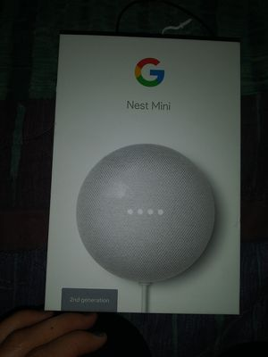 Google Nest Mini for Sale in Westminster, CO