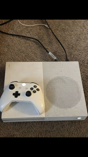 Xbox one s 500gb still have box for Sale in Newark, OH