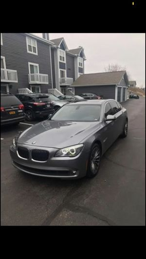 2012 BMW 740LI for Sale in Columbus, OH