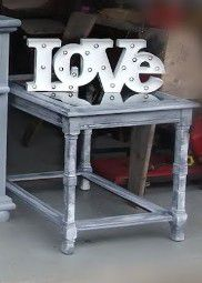 Handpainted end tables for Sale in Tampa, FL