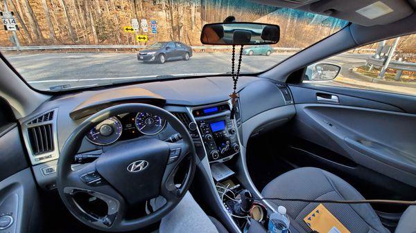Hyundai sonata 2011 with brand new engine