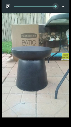 Concrete end table for Sale in Columbus, OH