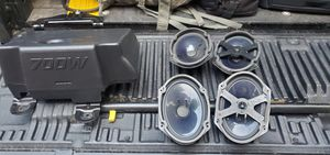 Upgraded SONY sound system for a f150 for Sale in Joint Base Lewis-McChord, WA