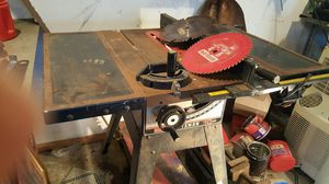 "10"" table saw for Sale in Woodinville, WA"