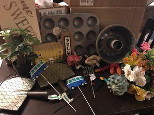 1 Lot Michaels items Home Decor & Floral items for Sale in Hazel Park, MI