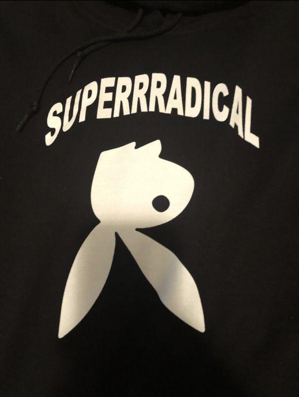 358ee36f6f8 Superrradical Playboy Hoodie for Sale in Selma