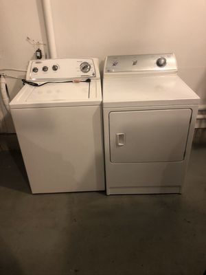 Washer and Dryer for Sale in Frederick, MD