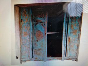 Shabby chic cabinet for Sale in West Palm Beach, FL