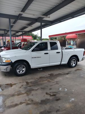 2013 Dodge Ram four-door 4.7 v8 runs and drives like new ice cold AC clean Texas Title in hand for Sale in Katy, TX