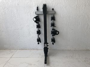 Thule Sweden 4-Bike Rack Carrier Hitch Mount Tilting for Sale in Miami, FL