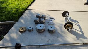 Weights for Sale in Visalia, CA