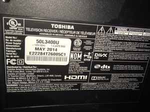 "55"" TOSHIBA for Sale in Tualatin, OR"