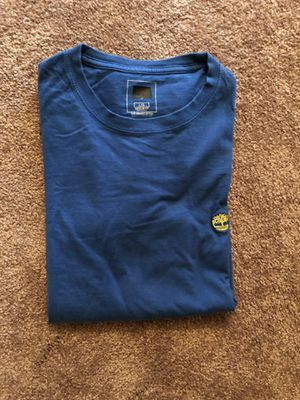 Timberland Men's long sleeve T-shirt for Sale in Altus, OK