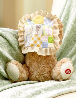 Talking Peek-A-Boo Bear for Sale in Rockville,  MD