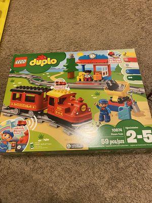 LEGO duplo 10874 Steam Train New Sealed for Sale in Sugar Land, TX