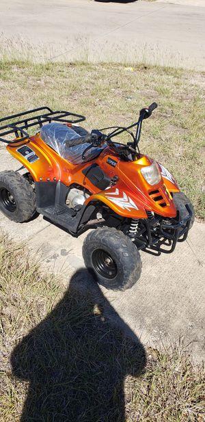 110cc atv 4 wheeler cuatrimoto for Sale in Dallas, TX