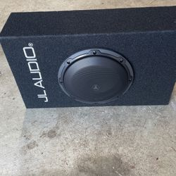 JL Audio Compact Subwoofer for Sale in Mountlake Terrace,  WA