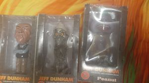 Jeff Dunham tailking head nockers for Sale in Leola, PA