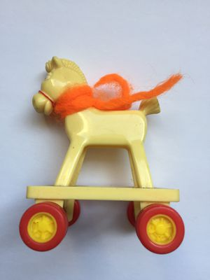 1986 McDonalds Toy Horse for Sale in Hillsville, VA