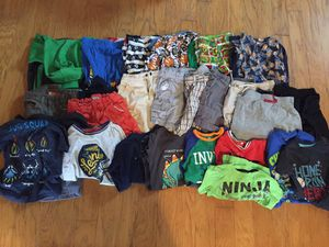 Boys 3T Clothing Collection! 33 Pieces of Clothing! Shirts, Shorts, Pants, PJs, Warm Ups! for Sale in Baton Rouge, LA