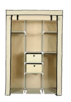 Portable closet storage organizer for Sale in Downey, CA
