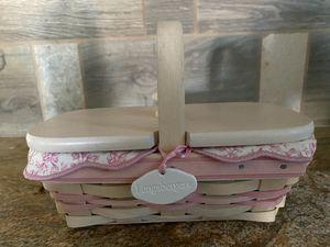 Longaberger Horizon of Hope basket for Sale in Chandler, AZ