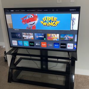 TV & TV stand for Sale in Tempe, AZ