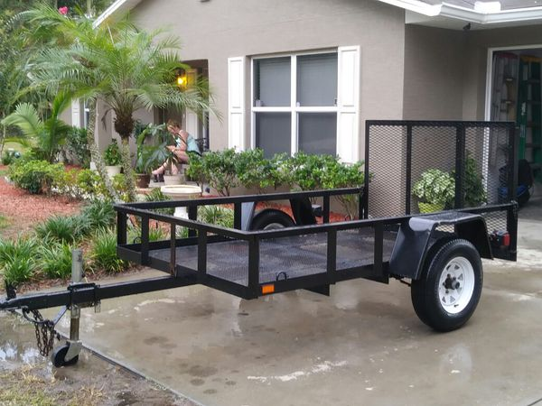 This is a very nice utility trailers need gone today