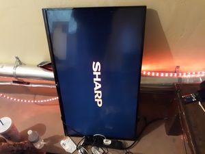 Sharp 39inch True 1080 HD for Sale in Lakeside, AZ