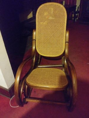 Wood rocking chair for Sale in Grosse Pointe Park, MI