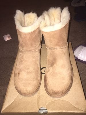 Uggs(Mini Bailey Bow) for Sale in Washington, DC