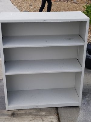 Metal bookshelves for Sale in North Las Vegas, NV