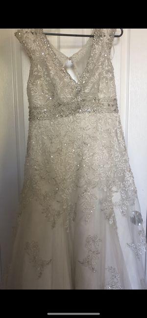 morilee by madeline gardner wedding dress for Sale in Riverside, CA