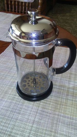Pyrex French Coffee Press for Sale in Las Vegas, NV