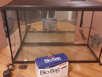 28 GALLON AQUARIUM NICE for Sale in Phoenix,  AZ